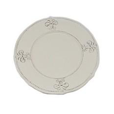 Керамическая тарелка Вензель