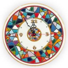 Часы ручной работы (керамика)