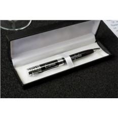 Именная ручка с гравировкой Декор