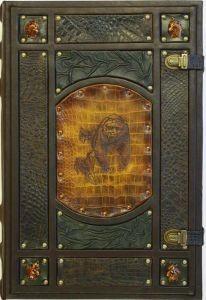 Книга подарочная Охота