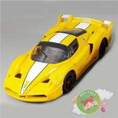Радиоуправляемый желтый автомобиль Ferrari FXX