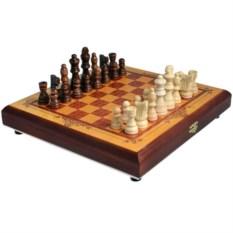 Игра Шахматы (золотистые)