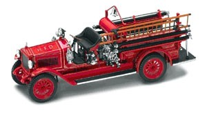 Пожарная машина Мэксим