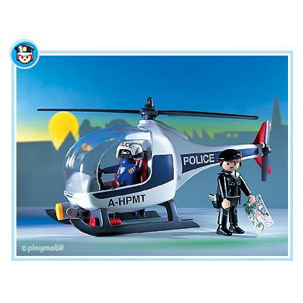 Игрушка Полицейский вертолет