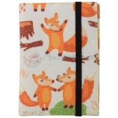 Обложка для паспорта Forest Fox