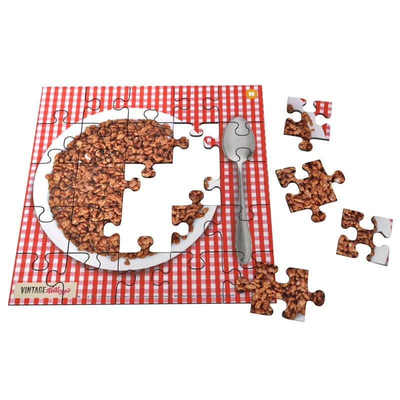 Магнитный коврик-пазл для завтрака Frosted Flakes