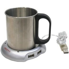 USB-кружка HUB& Warmer & Cup