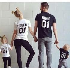 Одежда для все семьи King, Queen, Prince, Princess