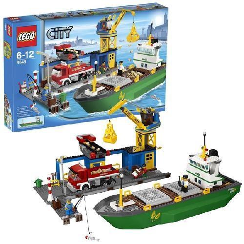 Игрушка LEGO Гавань