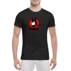 Мужская футболка Бетмен черного цвета