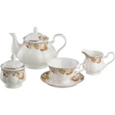 Чайный сервиз на 6 персон Йоркшир