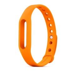 Сменный ремешок для фитнес-браслета Xiaomi Mi Band Orange