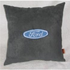 Темно-серая подушка Ford