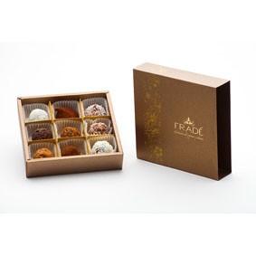 Набор конфет ручной работы «Престиж шоколадный»