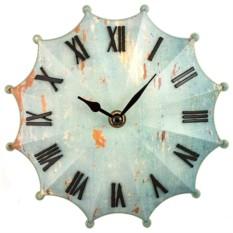 Настольные часы Зонтик ретро N2