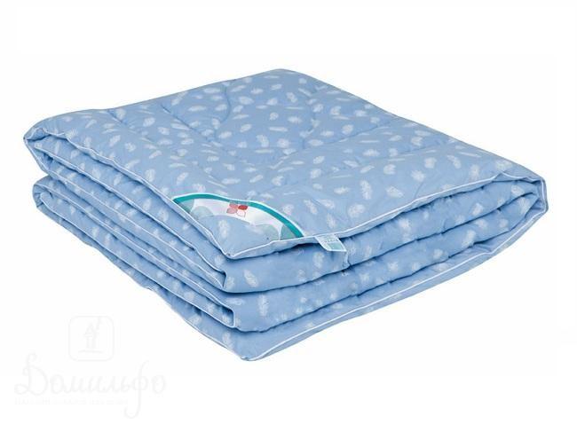 Одеяло из искусственного лебяжьего пуха Лель, 200х220, стеганое