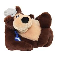 ИНтрактивная поющая игрушка Медведь-автолюбитель