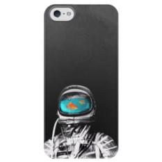Чехол для iPhone Космос как аквариум