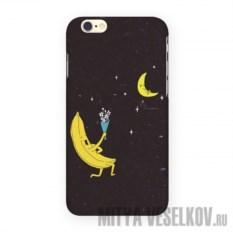 Чехол для IPhone 6 Влюбленный банан