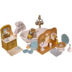 Игровой набор Sylvanian Families Ванная комната