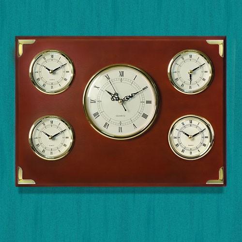 Часы настенные От Калининграда до Владивостока