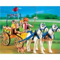 Конструктор Playmobil Country Катание в конной повозке