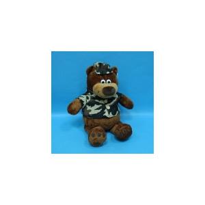 Медведь-военный
