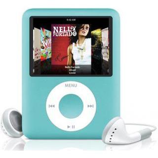 MP3-плеер Apple iPod Nano 8Gb 3G Blu (MB249)