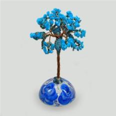 Дерево из бирюзы Счастье влюбленных