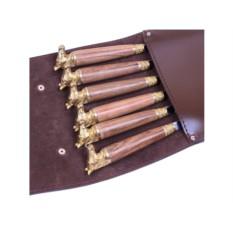 Подарочные шампура в колчане