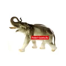 Фарфоровая статуэтка Слон