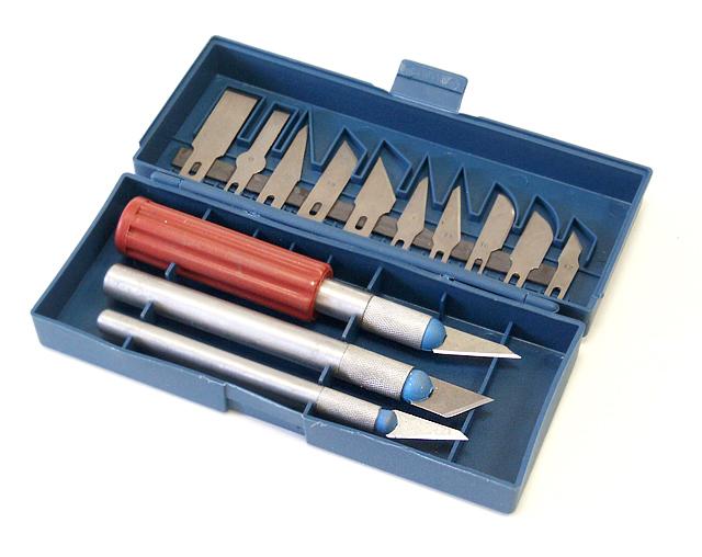 Набор модельных ножей