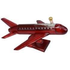 Графин для крепких напитков «Полет фантазии» в виде самолета