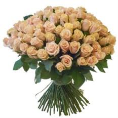Букет из 101 розы сорта Талея (40 см)