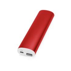 Красное портативное зарядное устройство Спайк