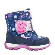 Синие сноубутсы Peppa Pig