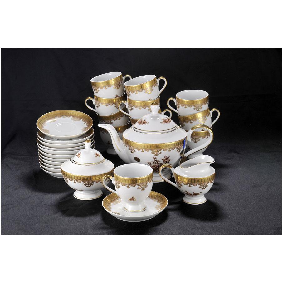 Сервиз для чая на 12 персон