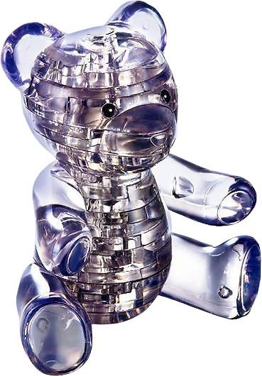 Головоломка «Мишка косолапый» 3D