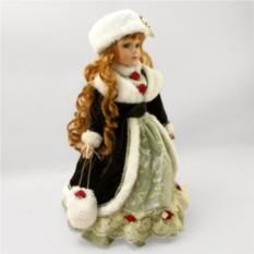 Фарфоровая куклаВасилиса