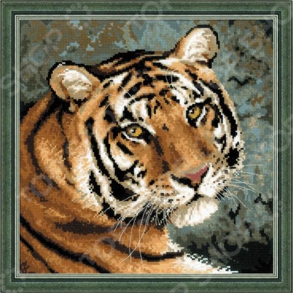 Набор для вышивания Риолис Амурский тигр