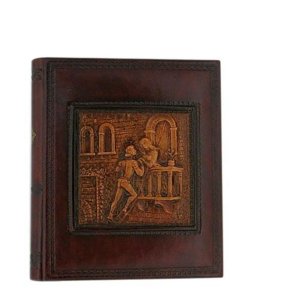 Кожаный фотоальбом Florentia Ромео и Джульетта