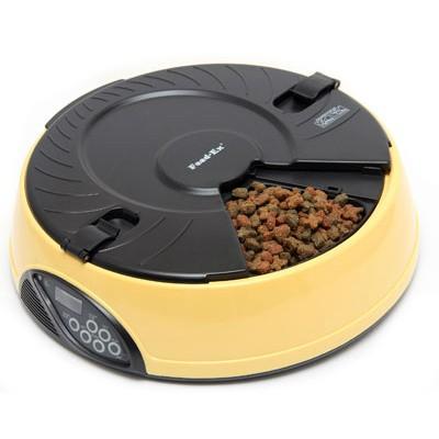 Автоматическая электронная кормушка Feed-Ex PF6 Yellow