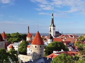 Подарочный сертификат Исторический Таллин