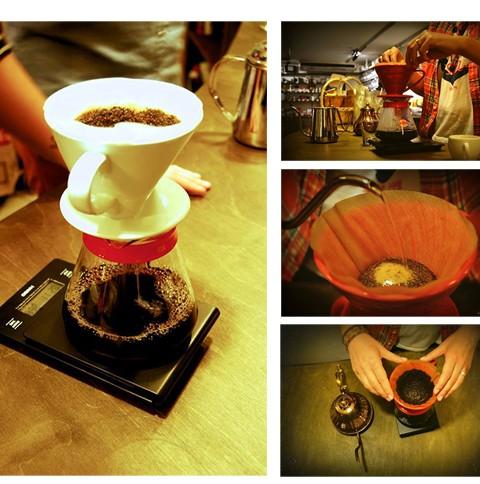 Сертификат Приготовление кофе. Практика.