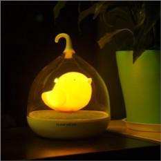 Сенсорный светильник Птичка