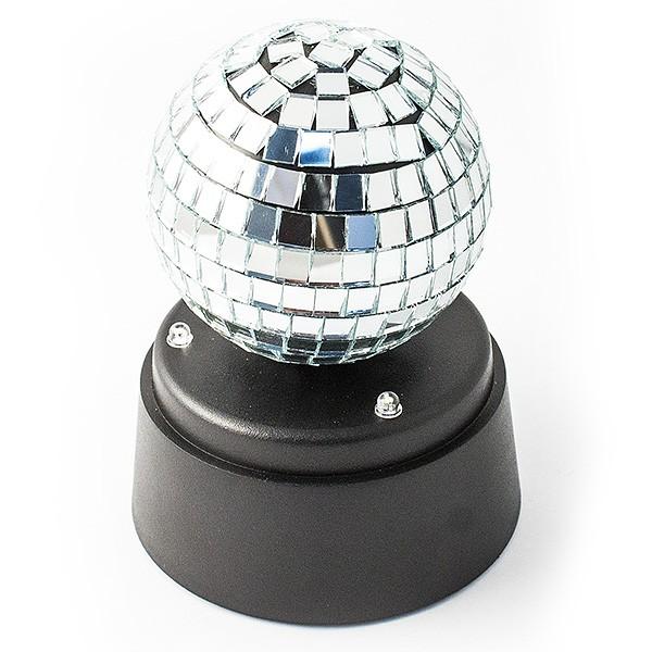 Светильник Зеркальный диско-шар USB