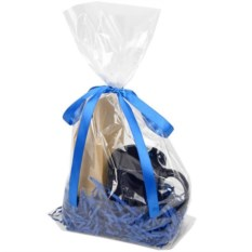 Синий подарочный набор Kvelly