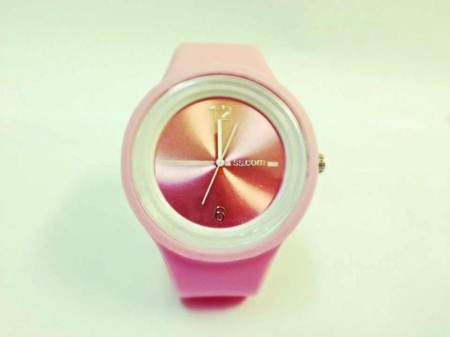 Наручные часы Mega color
