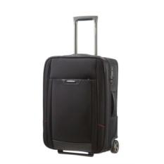 Черный двухколесный чемодан Pro-DLX 4