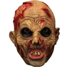 Латексная маска Покойник с зубами